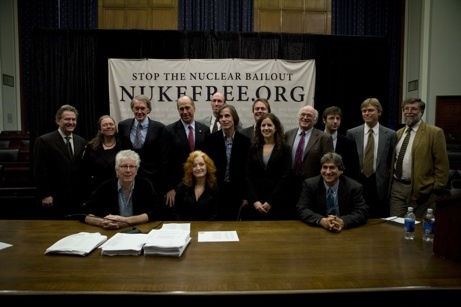 NukeFree.org in DC, 2007